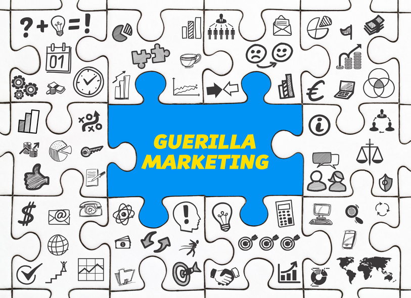 Guerilla Marketing SEO-Blog