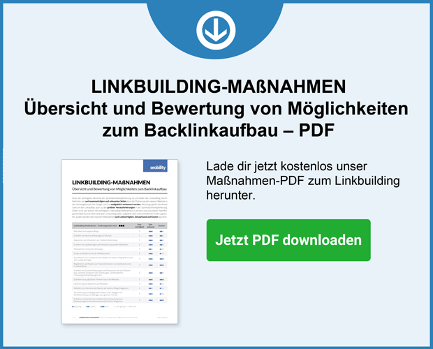 Download Linkbuilding PDF