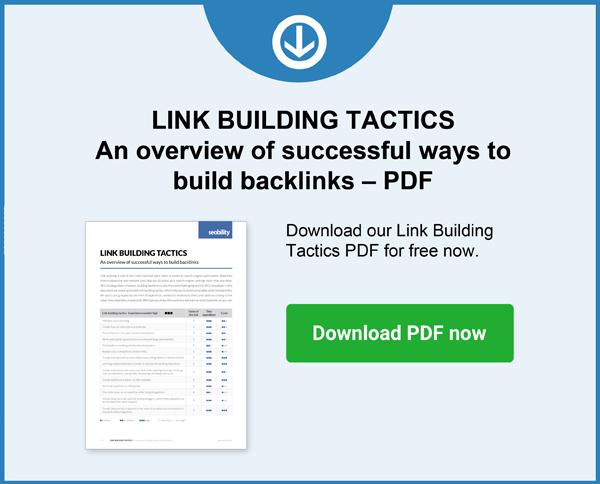 Download Linkbuilding PDF