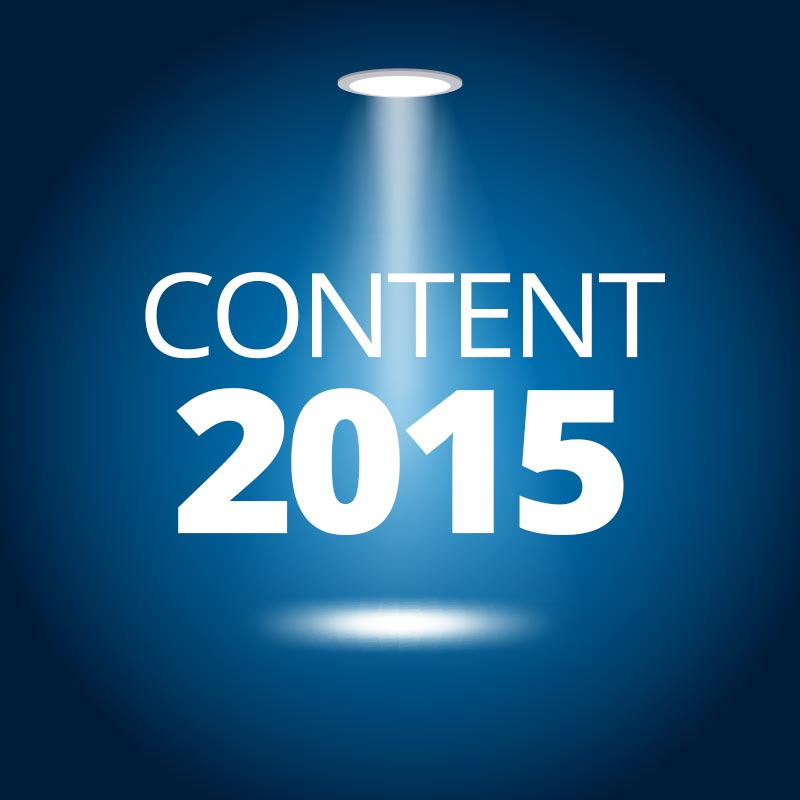 Content Strategie 2015