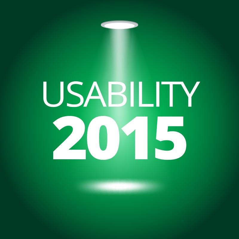 Usability Strategie 2015