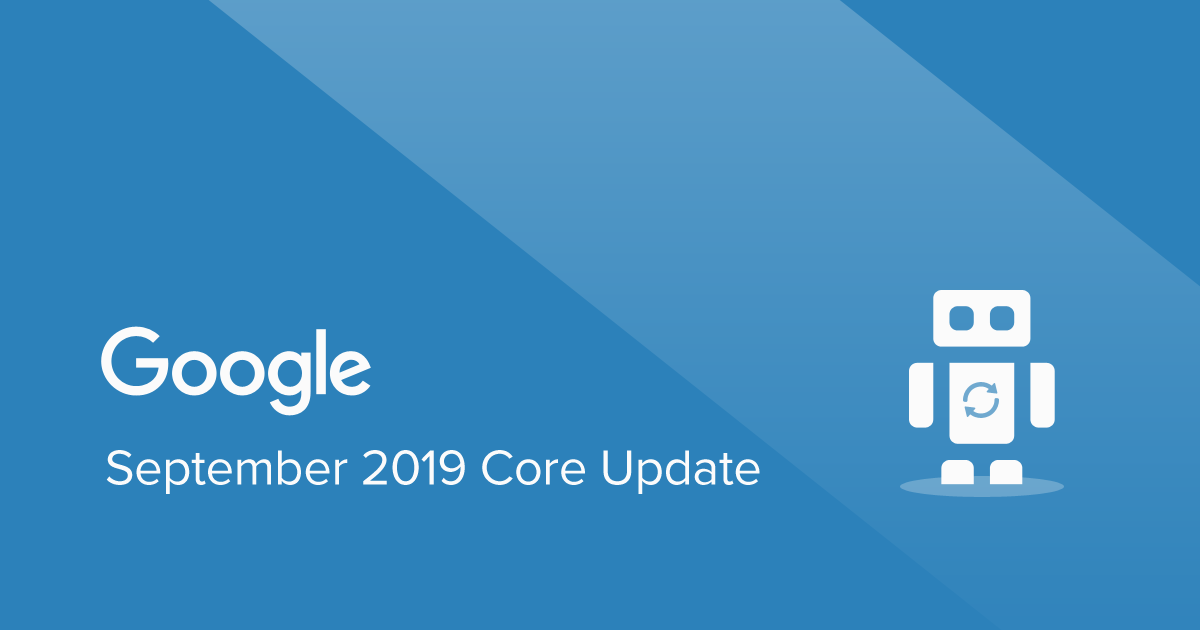 September 2019 Core Update