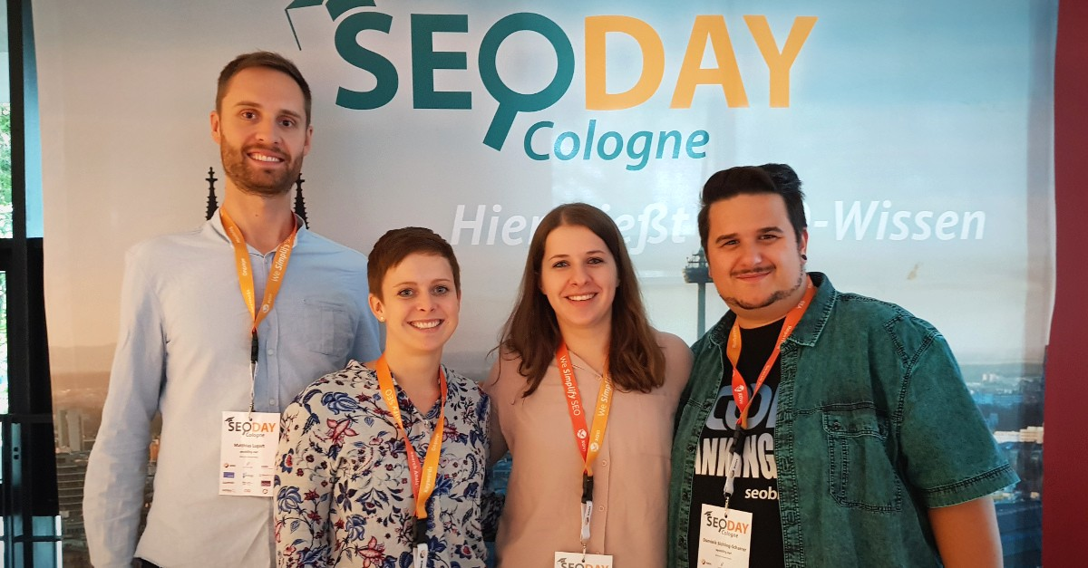 SEO Day 2019 Seobility Team