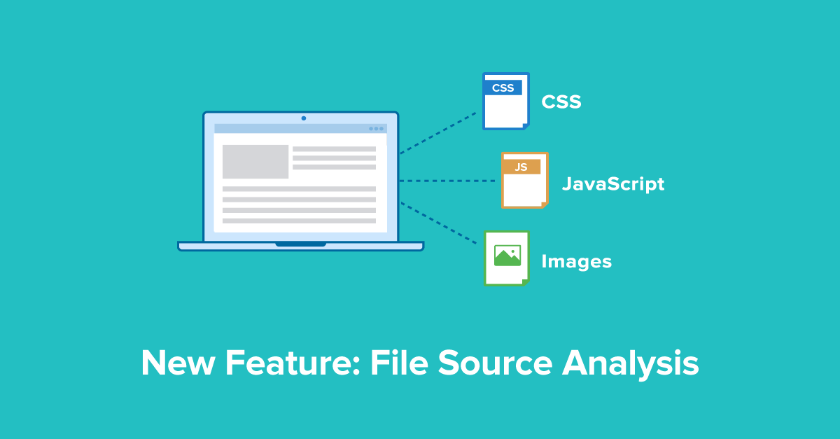 new feature - file source analysis