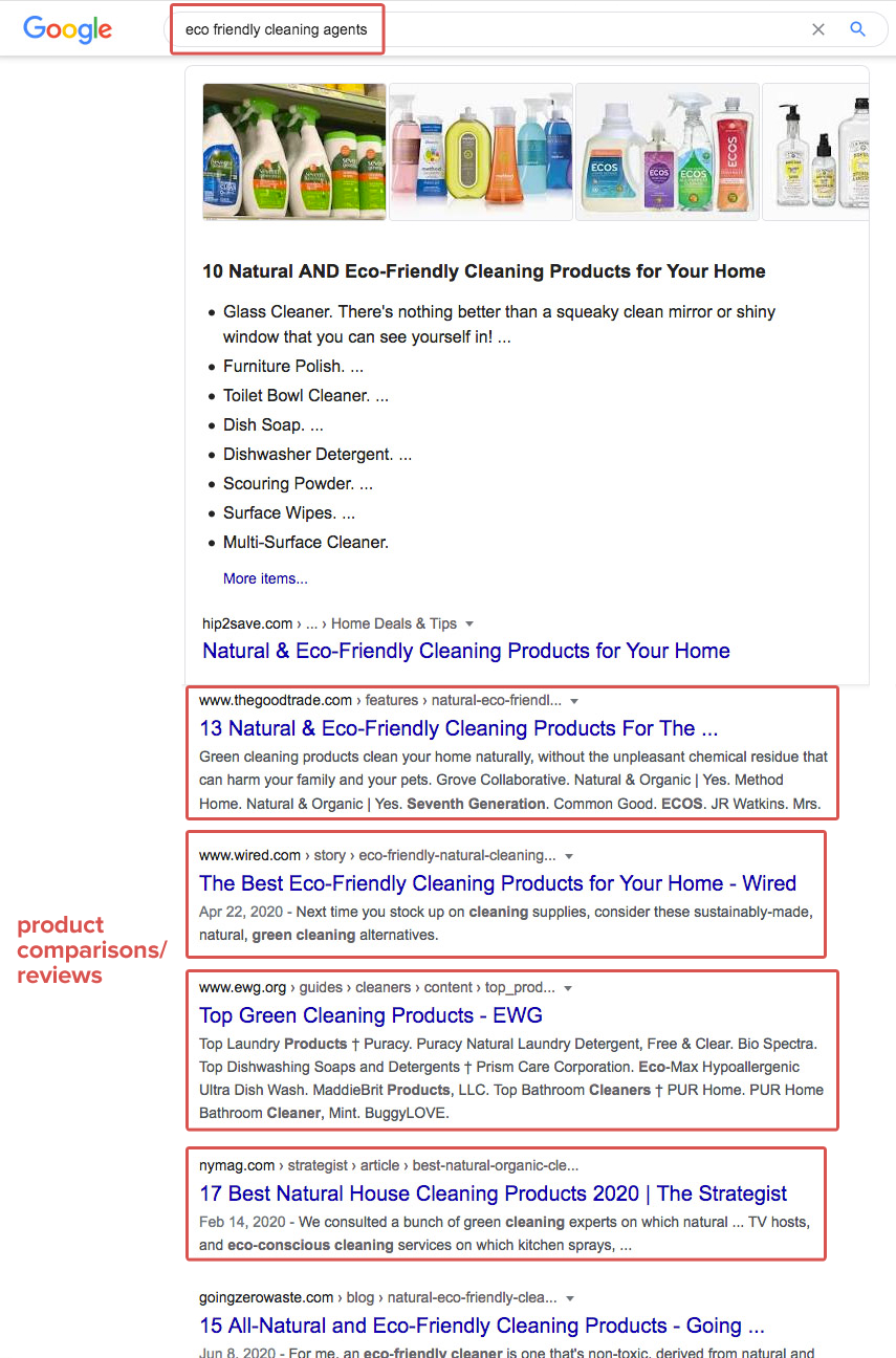 search results for eco friendly cleaning agents