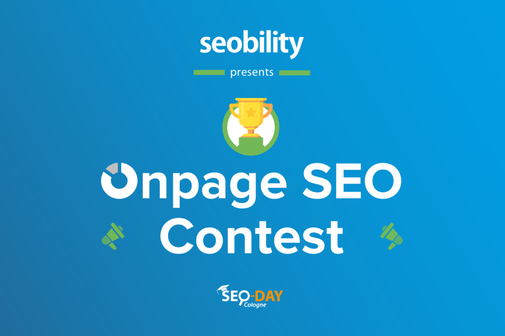 SEO-Day Onpage Contest