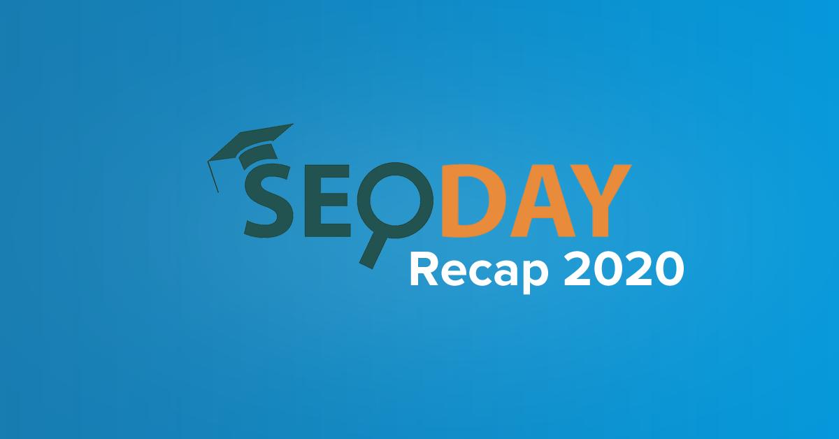 seoday recap